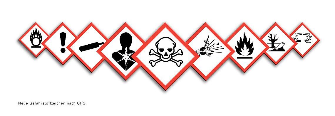 Neue Hinweise auf Gefahrenstoffe